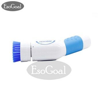 EsoGoal TOP Rated Power Scrubber Handheld Household Electric Scrubber Brush Tool Washing Cleaner Machine for Kitchen