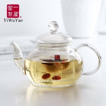 First House กรองชา Chongcha กาน้ำชาแก้ว