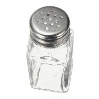 food seasoning cruet Salt & Pepper pots spreader shaker jarholders set vinegar