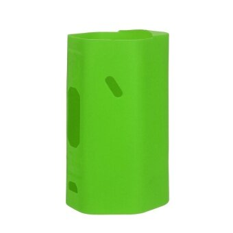For Wismec Reuleaux RX200S TC Box Silicone Case Cover Sleeve Protector GN - intl