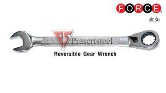 FORCE ประแจเกียร์ (Reversible Gear) ขนาด 9/16 นิ้ว