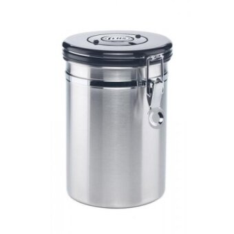 Friis 16-Ounce Coffee Vault, Stainless Steel - intl