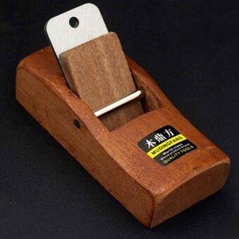 Garden Mini Woodworking Flat Plane Wooden Hand Planer CarpenterWoodcraft - intl - 3