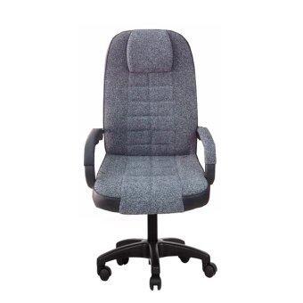 Gindex เก้าอี้สำนักงาน รุ่น pr-157 (สีผ้าฝ้ายเทา)