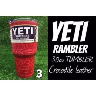 GINPAO - YETI Ramber Limited edition มีจำนวนจำกัด แก้วน้ำเก็บความเย็น YETI RAMBLER TUMBLER 30 oz