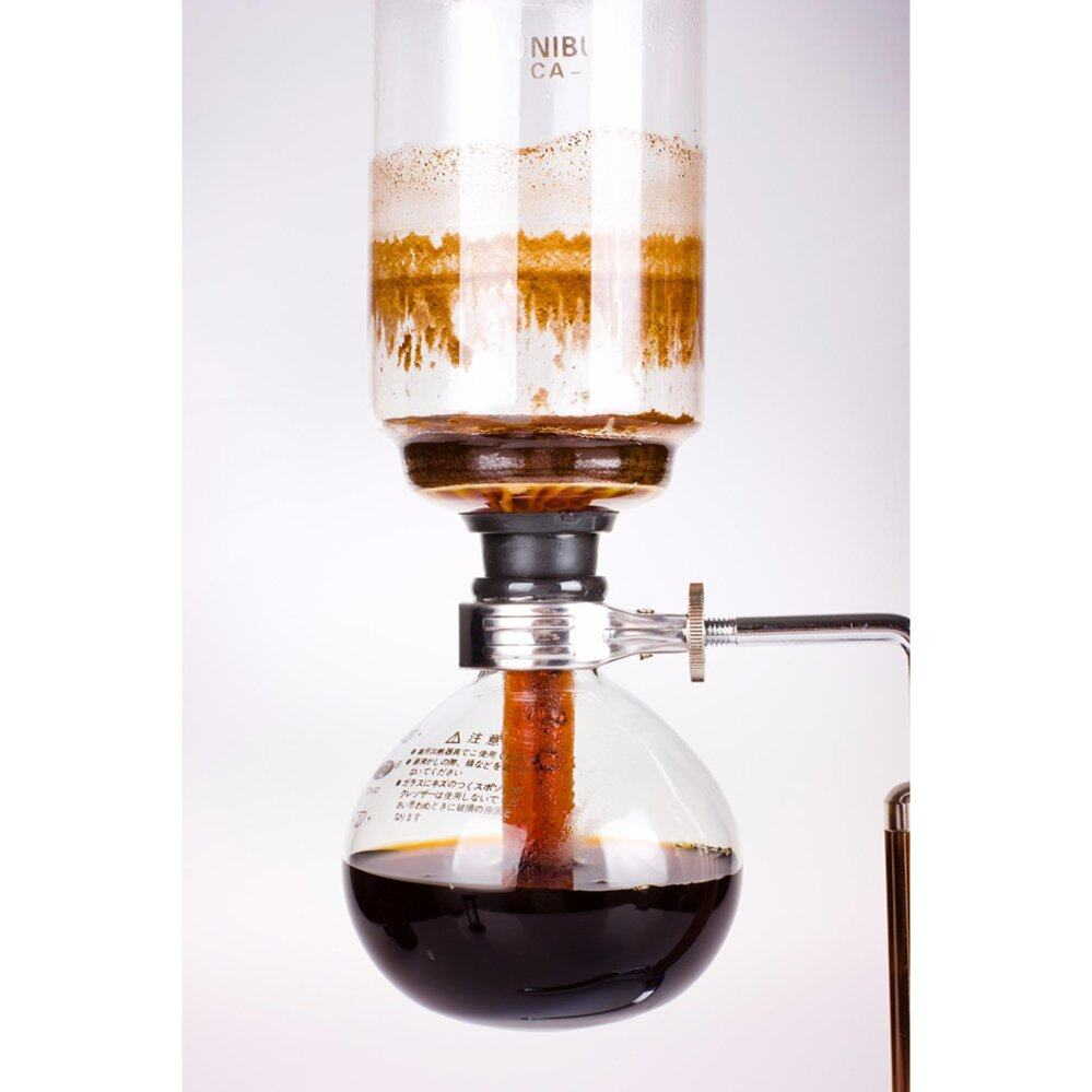 Worcas Premium Coffee Syphon Coffee Maker Tca 2 240ml 2 Cups6 Source · Glass 3 Cup