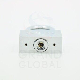 GLOBAL | แม่กุญแจชุบโครเมี่ยม ลูกปืน คอสั้น 30 มม. - 4