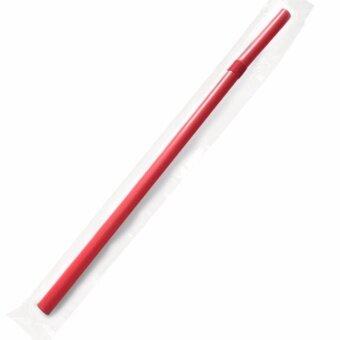 อยากขาย Goodwill หลอดดูดน้ำแบบงอได้ขนาด6mm. ยาว21cm. 5000อัน หุ้มพลาสติกแยกชิ้น (สีแดง)