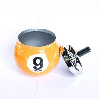 Harga GR8 Billiards Ashtray Pool Ball