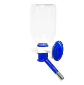 Gussoshop Bulltus Store จุกให้น้ำพร้อมขวด G040203B (สีน้ำเงิน)
