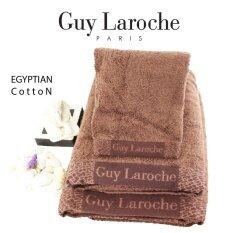 GuyLaroche  Luxury Egyptian ชุดครอบครัว(ซื้อ 1 แถม 2) BROWN