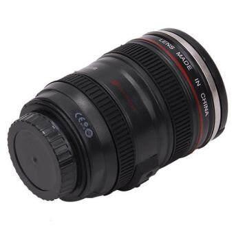... Hang-Qiao Mini Stainless Steel Camera Lens Liquor Shot Glass CupBlack - 4 ...