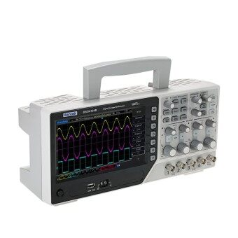 Hantek 6022BE PC USB portable oscilloscope Digital Storage 2Channels 20MHz 48MSa/s Oscilloscope Original product