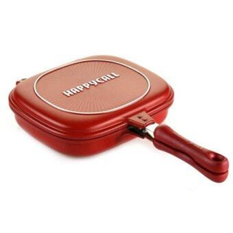 [Happy call] happycall Deep Duplex pan 27cm / oven effect / double sided pan / Non-stick / Made in korea / kitchen cook / Cook ware / Kitchen & dining