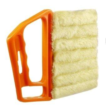 HappyLife 7 Slat Venetian Blind Cleaner Brush Duster EasycleaningToolwashable ( … )