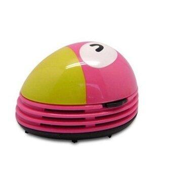 ขาย HappyLife Honful Mini Table Dust Vaccum Cleaner Pink Toucan PrintsDesign