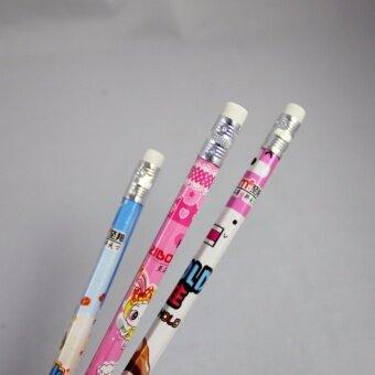 ดินสอ HB Zibom 12 ชิ้น