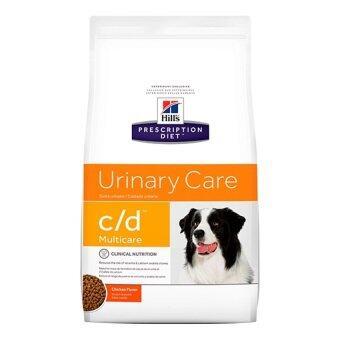 Hill's Science Diet c/d อาหารสุนัข ที่มีปัญหาเรื่องนิ่ว ขนาด 3.83kg