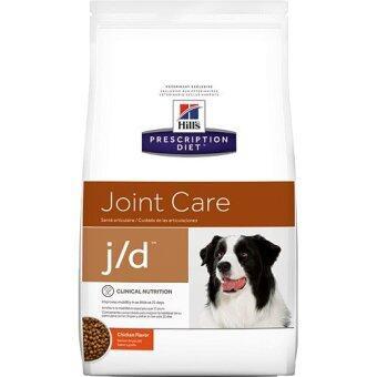 Hill's Science Diet j/d อาหารสุนัข ที่มีปัญหาเรื่องข้อต่อ  ขนาด 12.5kg