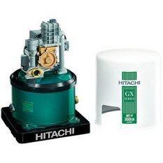 Hitachi ปั้มน้ำฮิตาชิ 300 วัตต์ รุ่น WT-P300Xs (สีขาว)