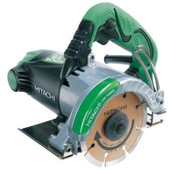 Hitachi Cutters เครื่องตัดหินอ่อน CM4SB2 (Green/Black)