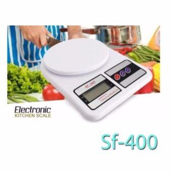 iBettalet Electronic Kitchen Scale Max 7 Kg. รุ่น SF-400 (สีขาว)