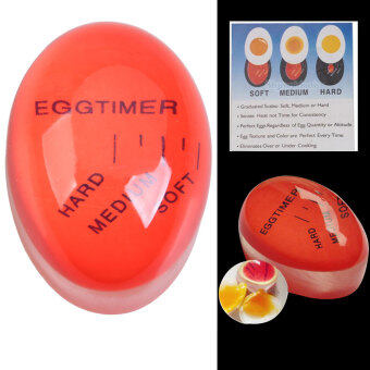Harga Egg Perfect Color Changing Timer Yummy Soft Hard Boi Eggs Cooking - Intl