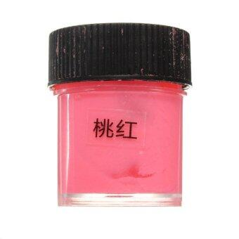 Harga Prop 7 Color Painting Pigment Glow In The Dark Night Varnish Paint 3D Art Dip Pink