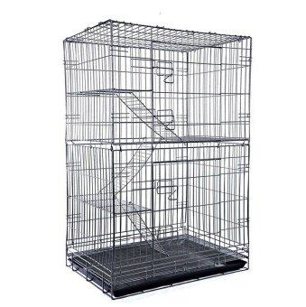 Harga Gussoshop IRON CAGE CAT Cage G010167 (สีระเบิด)