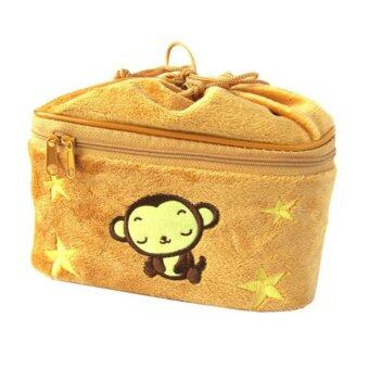 Harga New Lunch Box USB Warmer Bag Food Container Warming Bag