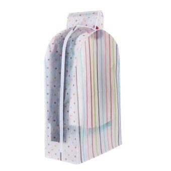 Harga Garment Suit Coat Dust Cover Protector Wardrobe Storage Bag L