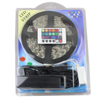 Harga LED Strip set RGB 5050
