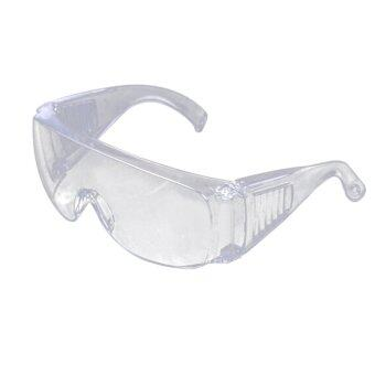 Harga Eye Protective Goggles Glasses Lab Medical - intl
