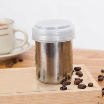 Harga Stainless Sugar Powder Coffee Sifter Lid