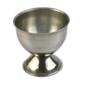 Harga Stainless Steel Soft Boiled Egg Cups Egg Holder Tabletop Cup Kitchen Tool