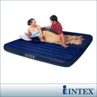 Intex 68759 ที่นอนเป่าลม 5 ฟุต ควีน 152x203x22 ซม