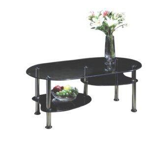 รีวิว Intrend Design โต๊ะกลางโซฟา รุ่น ริโค-ซี2 ( ท้อปกระจก )