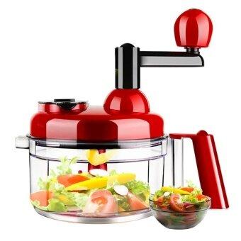 [Jingdong supermarket] dam Lai (GDL) vegetable chopper manual meat grinder vegetable filling machine manual mixer PS-338B vegetable dish - intl