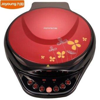 Joyoung JK-32E69 High Quality Double Faced Pancake Machine Electric Baking Pan(Red) - intl