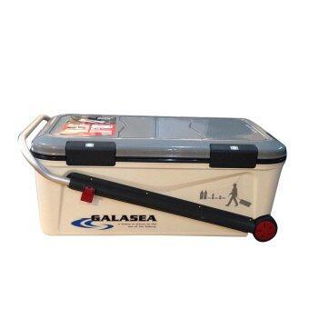 ต้องการขาย JT FALCON ถังแช่อเนกประส่งค์ COOLER BOX ความจุขนาด 50 ลิตร รุ่น GA50 (สีขาวครีม)