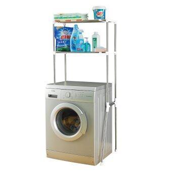 อยากขาย ชั้นวางคร่อมเครื่องซักผ้า Kantareeya - ปรับความสูงได้