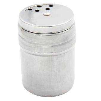 Kitchen Tool New Salt and Pepper Shakers - Stainless Steel - intl