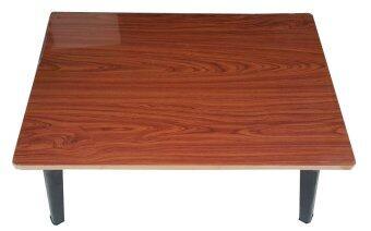 KK Shop โต๊ะญี่ปุ่น สี่เหลี่ยม60x40ซม. ลายสัก