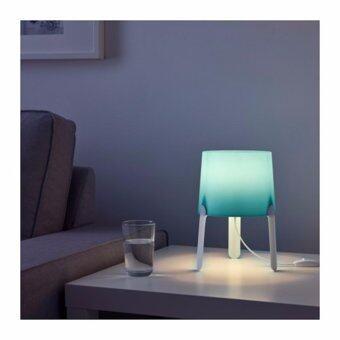 KK_Shop โคมไฟตั้งโต๊ะ (แถมหลอดไฟพร้อมใช้) รุ่น บีไซส์