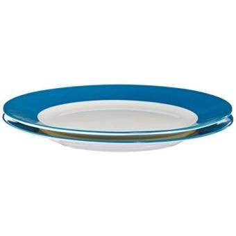 ต้องการขาย Konitz Salad Plates Turquoise Set of 2