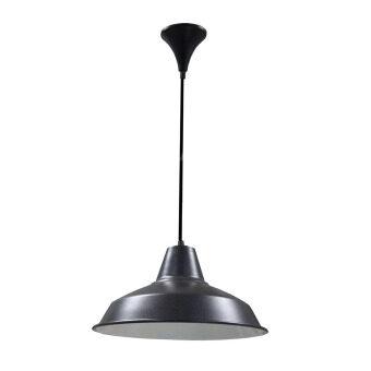 Lampmarnier โคมแขวนเพดาน รุ่น LP5001 (สีดำ)