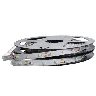 LED แบบเส้นความยาว 5 เมตร สำหรับไฟ 12V (ขาวเย็น) พร้อมรีโมทควบคุมLED 12V สำหรับเปิดปิดปรับระดับแสงไฟ - 5