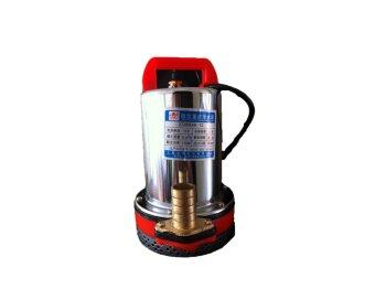 Lingming ปั้มน้ำ แบบจุ่ม 120W ใช้ไฟ DC 12 V หรือระบบโซล่าเซลล์\nและแบตเตอรี่