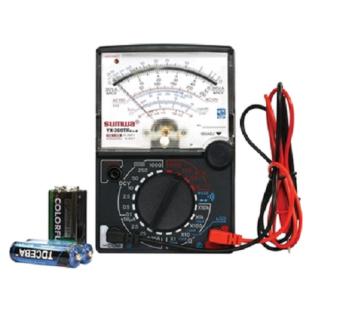 Lotte Sumwa มัลติมิเตอร์ วัดทดสอบค่าไฟฟ้า แรงดัน กระแส แรงต้านMulti Tester (fuse & diode protection)