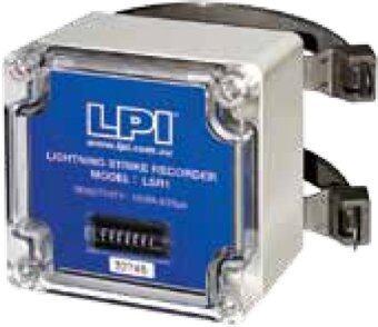เสนอราคา LPI ตัวนับครั้งจำนวนฟ้าผ่า รุ่น LSR-1